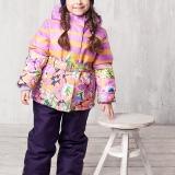 Зимний костюм для девочки  OLDOS 3