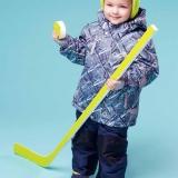 Зимний костюм для мальчика Оливер