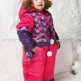 Зимний комбинезон  для девочки oldos 1