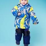 Зимний костюм для мальчика Нильс